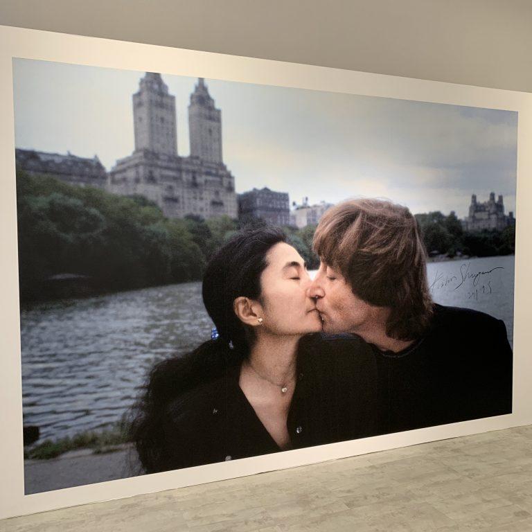 東京ドームシティ Gallery AaMo 篠山紀信展 写真力 THE PEOPLE by KISHIN The Last Show