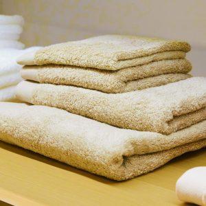 """世界一のタオルを作りたい。タオル問屋から生まれたブランド〈モラルテックス〉の""""ラボ""""で学ぶ、タオルの基本のキ。"""