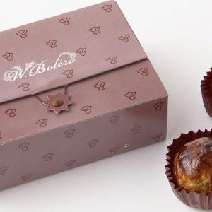 秋限定「マロンパイ」をお取り寄せ。滋賀県にある洋菓子店〈ドゥブルベ・ボレロ〉の秋便り。