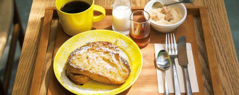 パン好きなら一度は訪れてみたい、全国の憧れベーカリー5軒。イートイン限定の絶品フレンチトーストも必食!