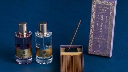 和服・着物に合う香水も。【銀座】香文化を伝えるお香の老舗〈香十〉で買えるおすすめア …