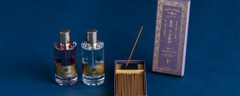 和服・着物に合う香水も。【銀座】香文化を伝えるお香の老舗〈香十〉で買えるおすすめアイテム。