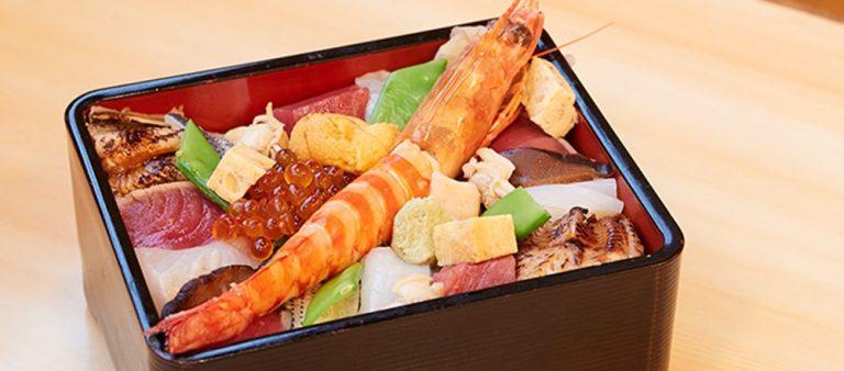 ハレ気分を味わうなら。【日本橋】老舗名店の「海鮮ちらし」3選!寿司好きは必見。