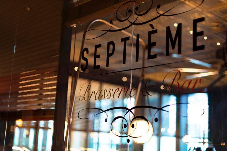日本橋 SEPTIÈME Brasserie & Bar