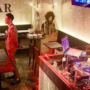食事も楽しめるミュージックバー〈Trip Bar〉が⻄⿇布にオープン。