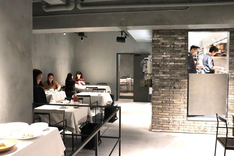 中目黒 ristorante scintilla
