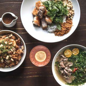 ハワイ発のモダンベトナムレストラン〈THE PIG&THE LADY〉が11月30日、恵比寿にオープン。