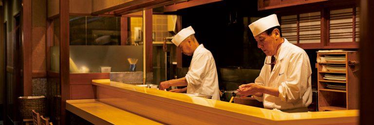 銀座寿司幸本店