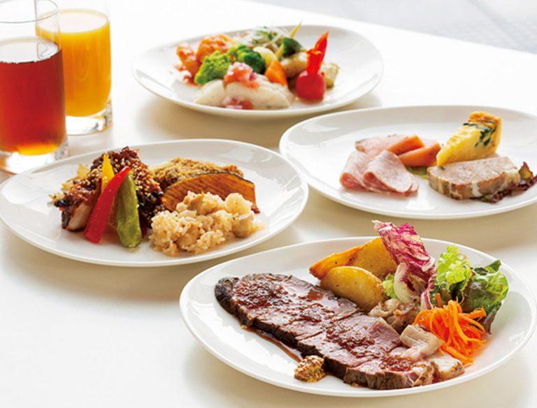 和田倉噴水公園 レストラン