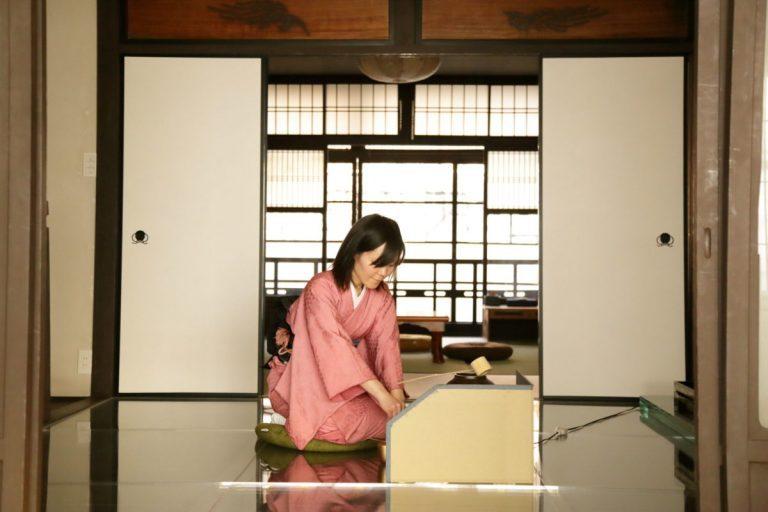 京都和紙の宿 七十七 姉小路別邸