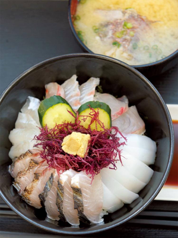 福岡 糸島 志摩の海鮮丼屋