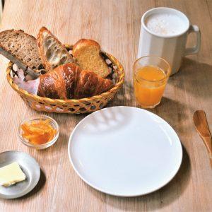 パリの朝食 700円