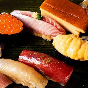記念日、デートにおすすめ!【銀座】10,000円台でおまかせコースが楽しめる寿司屋5選