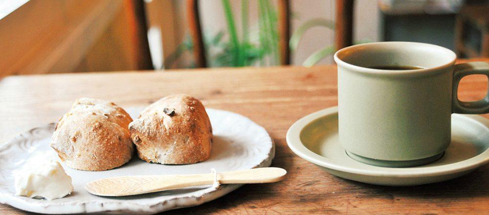 """""""おやつパン""""でゆったりコーヒータイム。わざわざ訪れたい人気ベーカリー3軒"""