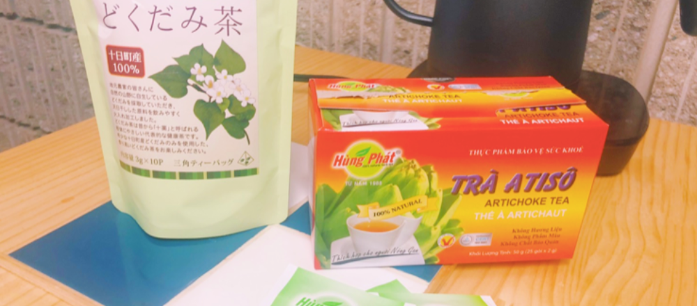 〈カルディ〉で見つけた!この秋に飲みたい、おすすめ変わり種健康茶。