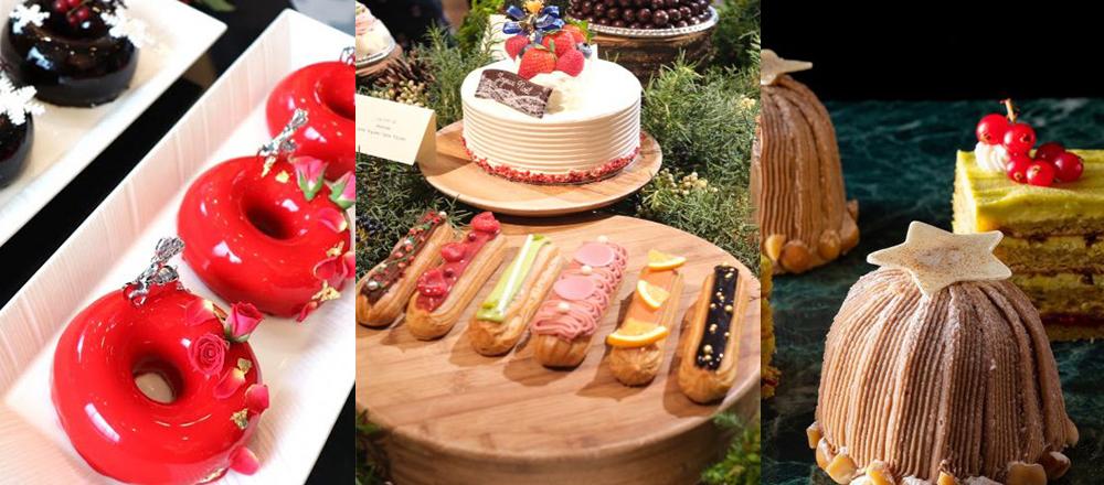 【2019年保存版】2人分のクリスマスケーキにおすすめ!東京都内のホテルケーキ3選