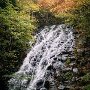 #布滝 #紅葉の時季また見たい