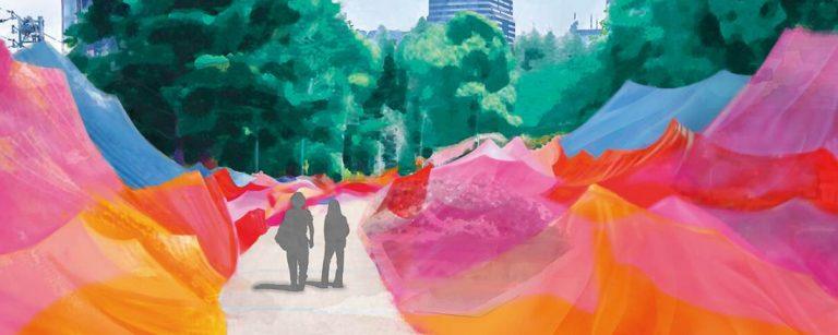 東京ミッドタウンで、デザインの祭典『Tokyo Midtown DESIGN TOUCH』を11月4日まで開催中!