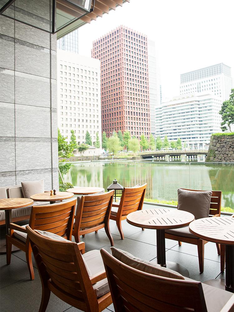 日比谷 パレスホテル東京 オールデイダイニング「グランド キッチン」
