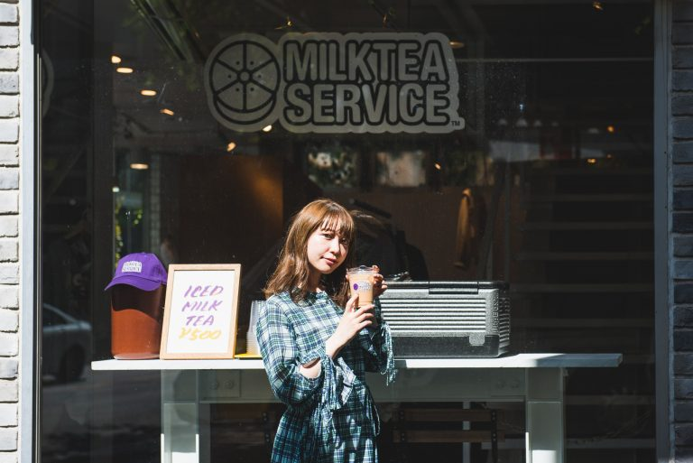代官山 MILKTEA SERVICE