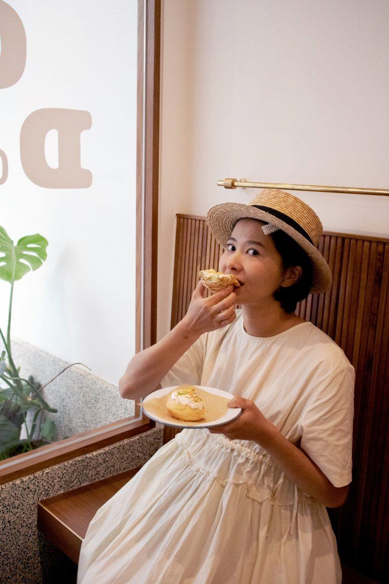 〈ABCD.ABetterCoffee&Doughnut〉台湾