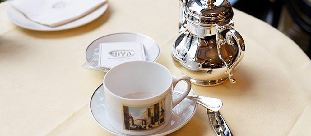 ミラノ発祥のカフェが銀座に。【東京】ヨーロッパの銘柄ブランドカフェ3軒