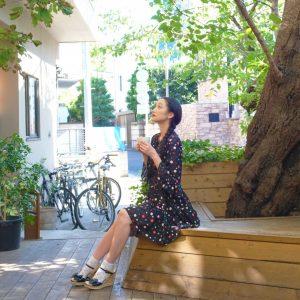 モデル・本山順子が秋晴れの日に巡る。【幡ヶ谷】おしゃれなカフェ&スイーツ店を発見!