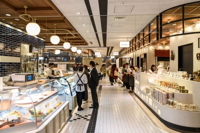 渋谷スクランブルスクエア 寝かせ玄米とカレー&スパイス nuka