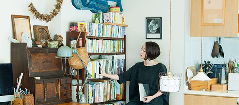 インテリアや部屋作りに影響を受けた本とは?本好きモデル・チェルシー舞花さんに聞く。