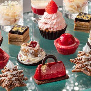 人気ホテルの2019年クリスマスアフタヌーンティー4選!【東京】この季節だけの楽しみ方を。