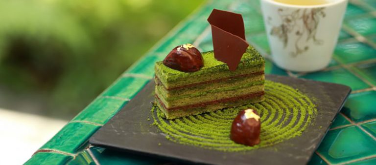 京都で食べたい濃厚抹茶スイーツ5選!チョコレート専門店が手掛ける極上「抹茶スイーツ」も。