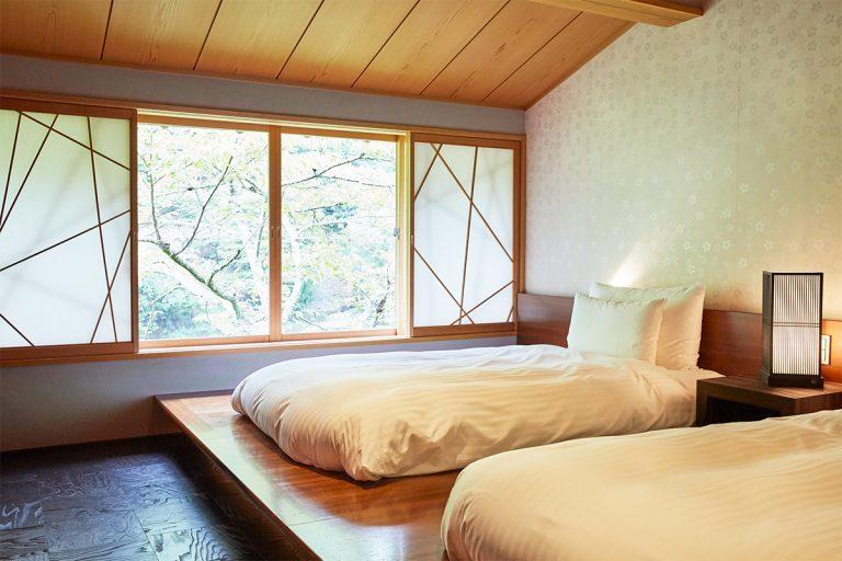 〈星のや京都〉嵐山