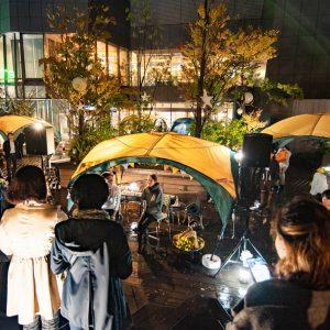 コミュニティに重きをおいた、ピースフルなイベント『表参道ランタンナイト』。
