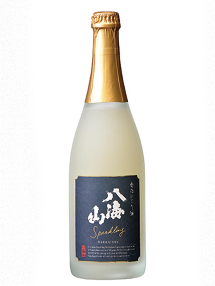 3.八海山 発泡にごり酒「720」