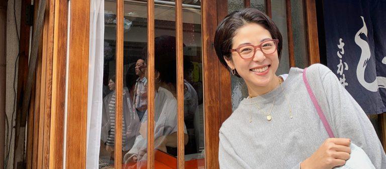 美容コラムニスト・福本敦子が京都の寿司屋を紹介。秋の京都で何食べる?