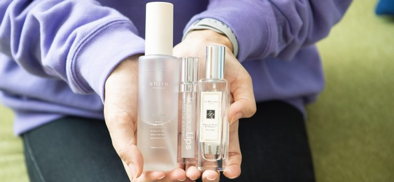 働く女子の愛用品。シーンに合わせて使い分ける香り。/外資コンサル・奈良亜美さん