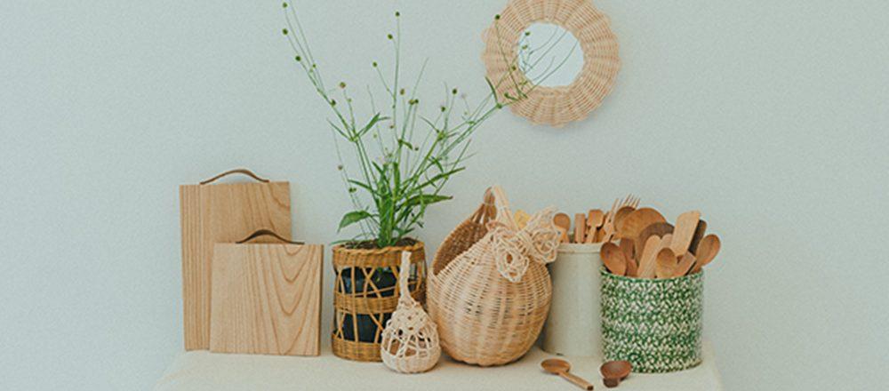 手作り雑貨のワークショップ4選!ラタンの籠バッグから、木のカトラリーまで。