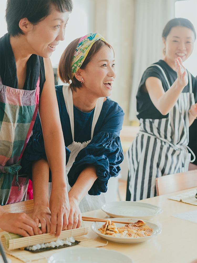 黄川田としえ(totto)/料理家、フードスタイリスト、「tottorante」主宰。著書に『毎日のごはんと心地よい暮らし』(宝島社)ほか。