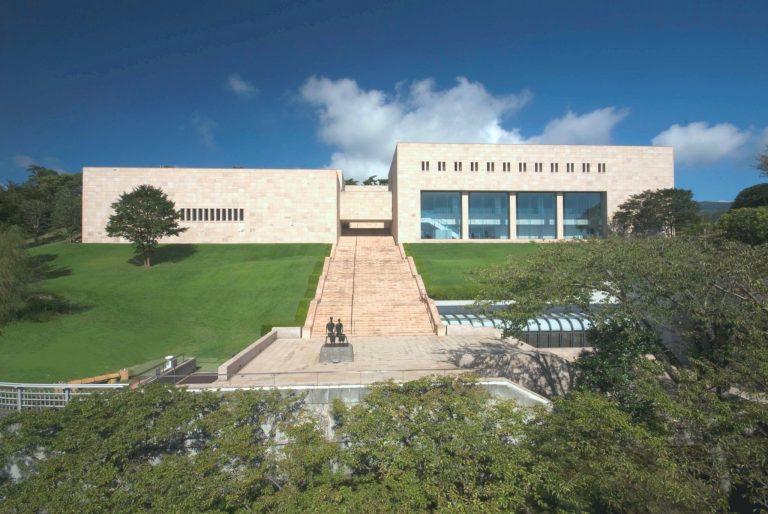 MOA美術館全景画像