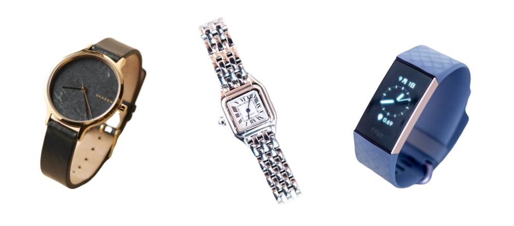 働く女子に聞いた!「仕事で愛用している腕時計ブランドは?」