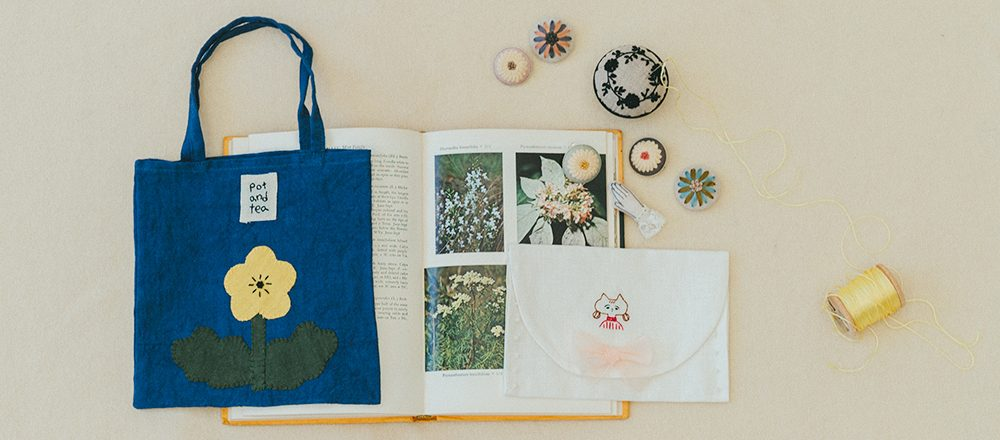 刺繍・編み物のワークショップ&レッスン6選!クリスマスプレゼントにも。