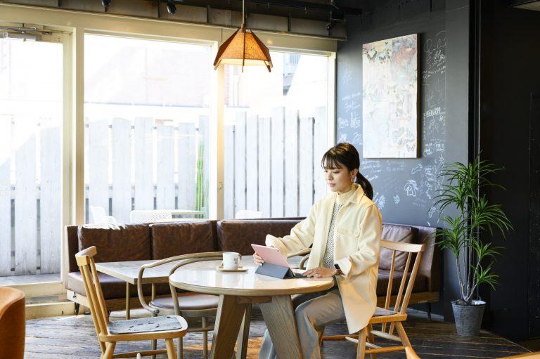 〈HANDS CAFE 渋谷店〉