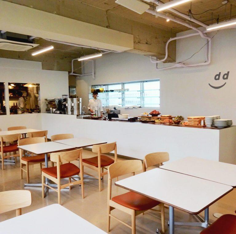 ワークショップや料理教室も開催。