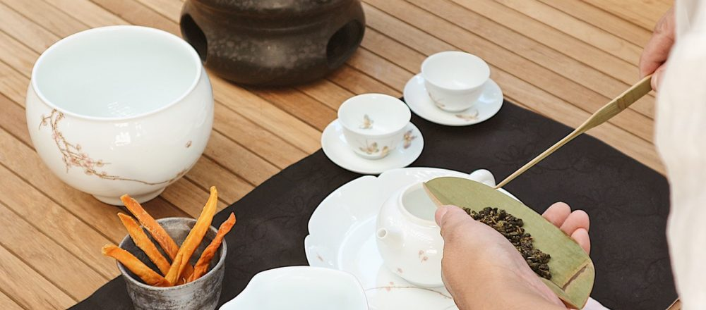 茶葉から器まで、台湾茶を堪能できる〈蓮月庭〉が自由が丘にオープン。【注目のニューオープン情報!】