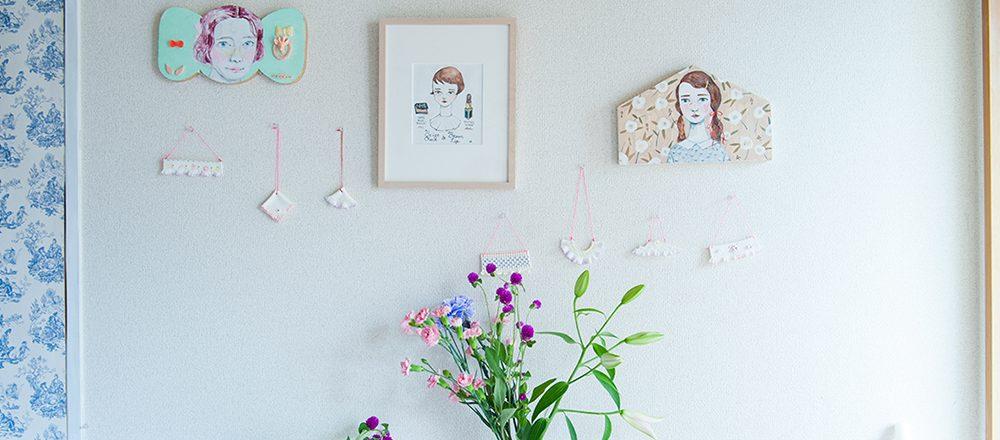毎日がちょっと楽しくなる!イラストレーター&砂糖細工作家が、インスピレーションを受けた本3冊。