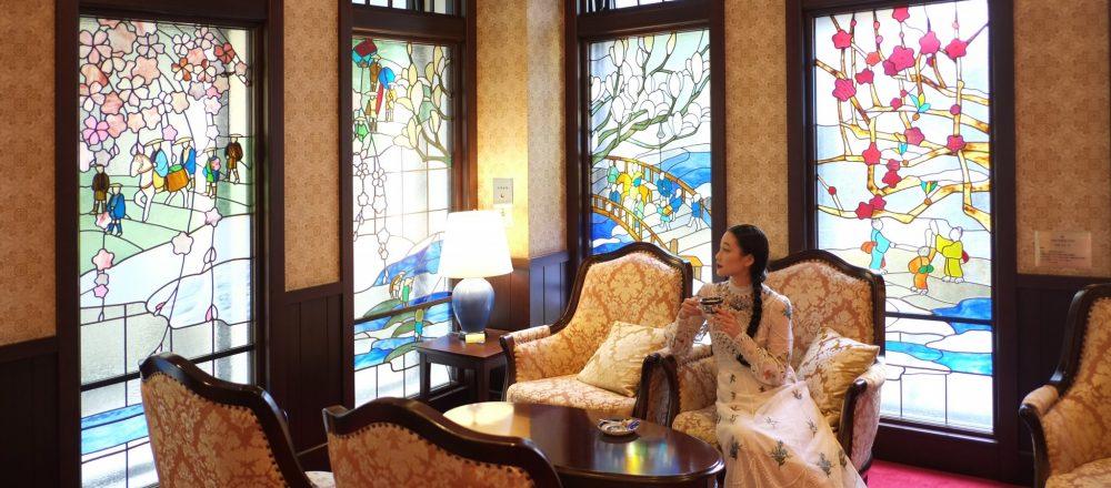 レトロな町並みを楽しむ、石川県・金沢市の旅。大正ロマンを感じるお散歩へ。