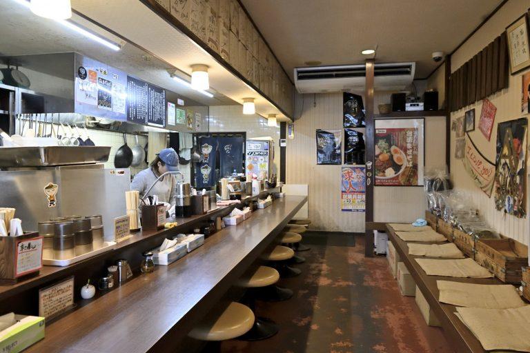 名古屋 麺屋はなび 高畑本店