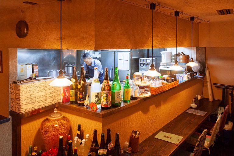 高円寺 韓国の台所 きむち