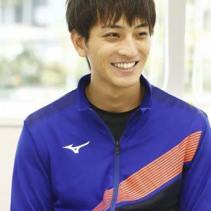 爽やかな見た目×気さくな人柄。東京五輪で活躍したら、さらに女性ファンが急増しちゃう!