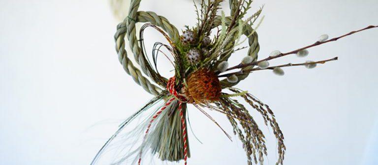 お正月は「松」をおしゃれに飾ろう!シンプルでかわいい「松」の楽しみ方。